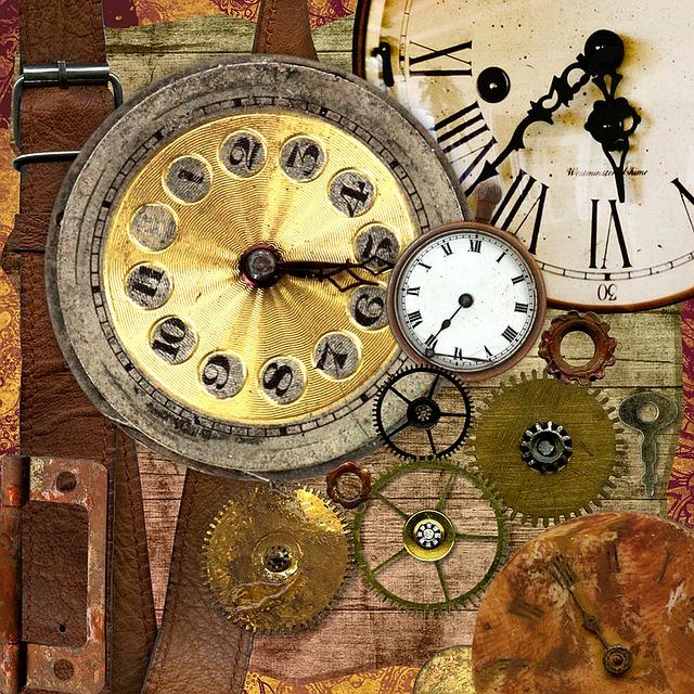 divné hodiny