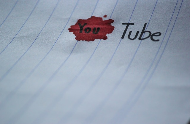 youtube na papíře