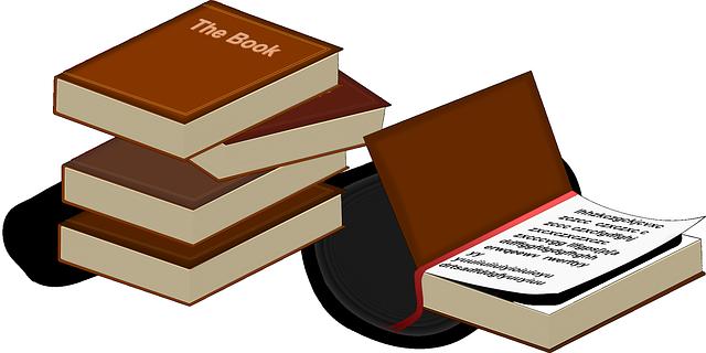 knihy k učení