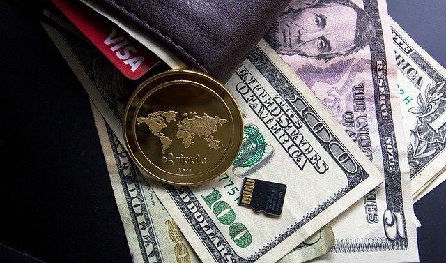 měna v bankovkách